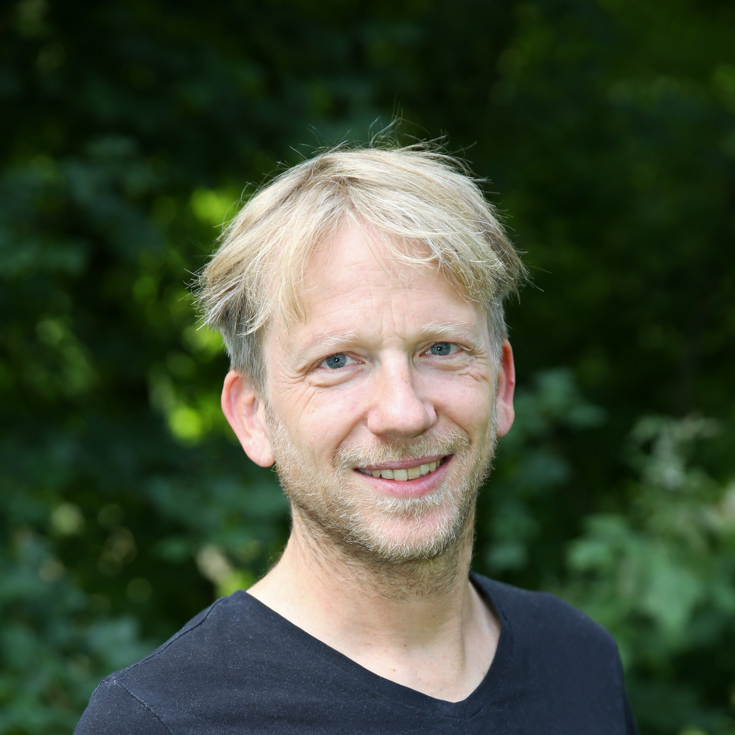 Portrait Wolfram Metzig-Eisner, proRespekt
